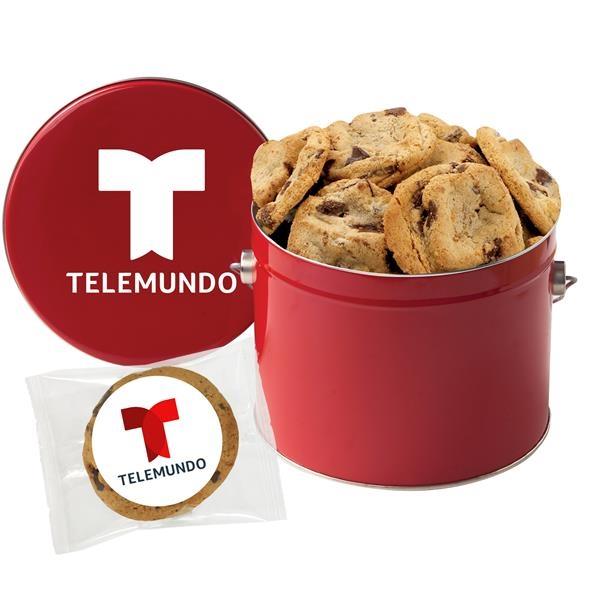 1/2 Gallon Gourmet Cookie Tin