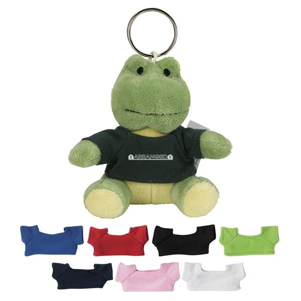 Mini Frog Keychain