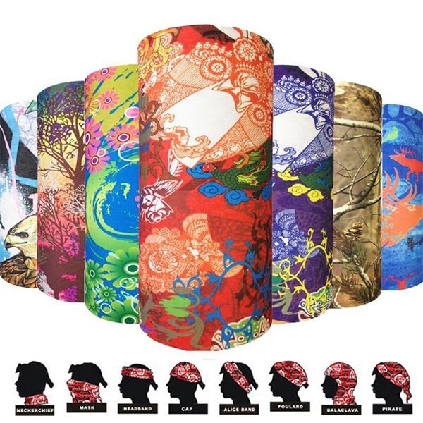 Outdoor Multifunctional Magic Headwear
