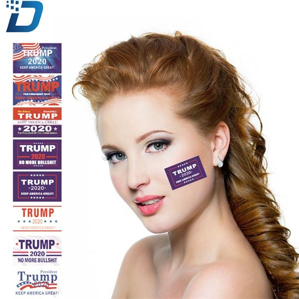 Trump 2020 Election Decals Stickers