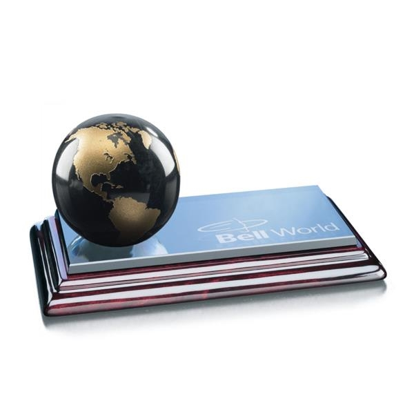 Globe on Summerville - Black