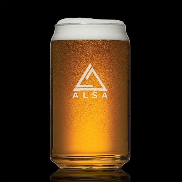 Beer Can Beer Taster - Deep Etch 5.5oz