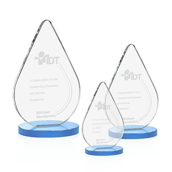 Glenhazel Award - Sky Blue