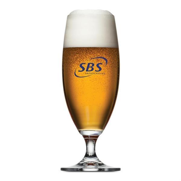 Pinehurst Beer Glass - Imprinted 12.5oz
