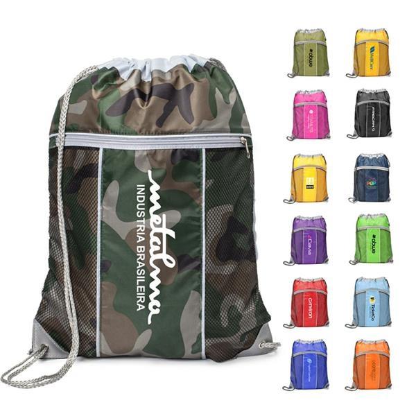 Leader Drawstring Bag