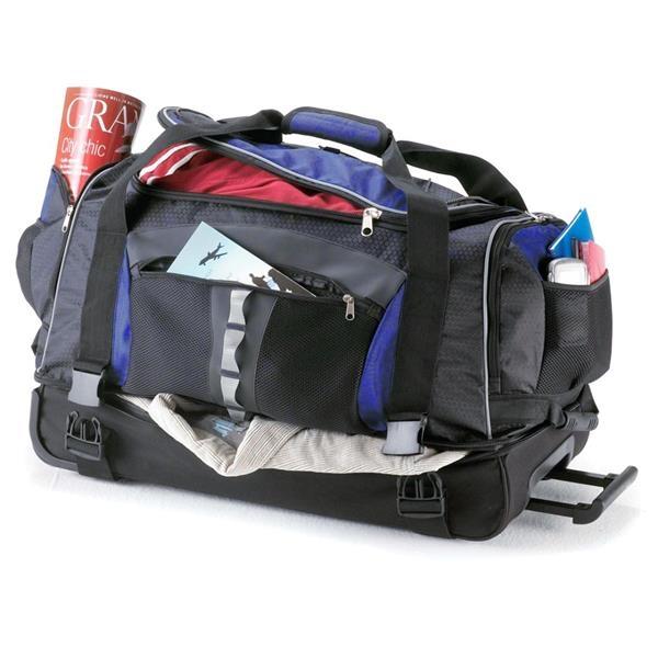 Ultra Roller Duffel Bag