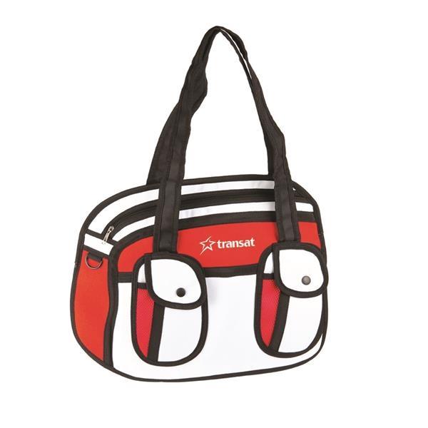 Animation Travel Bag