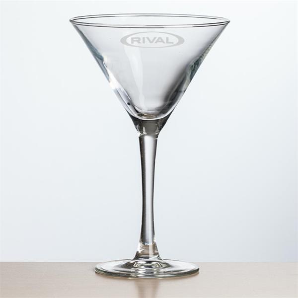 Connoisseur Martini - Imprinted 10oz
