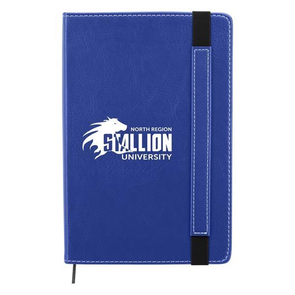 Charlotte Journal Notebook