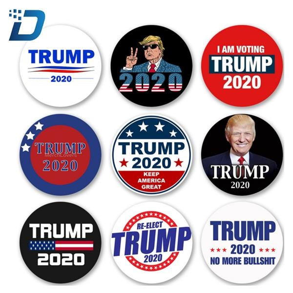 2020 Republican Campaign Pin Button Badges
