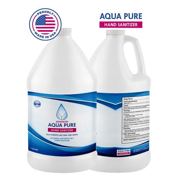 Hand Sanitizer Gallon Liquid