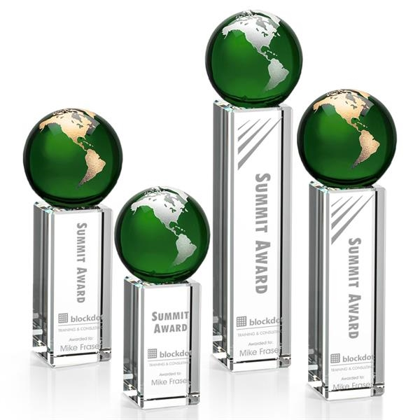 Luz Globe Award - Green