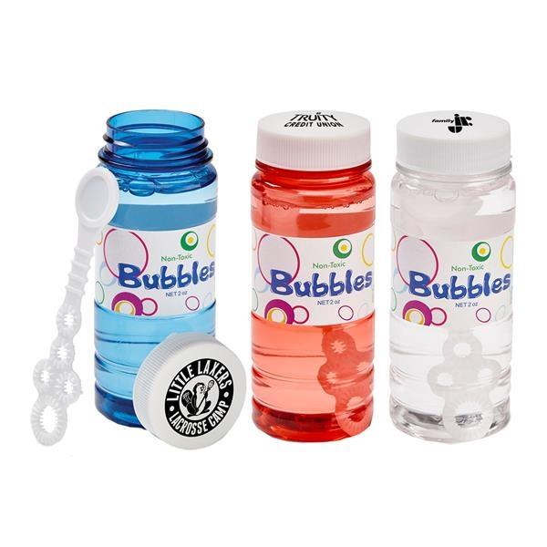 4oz. Bubbles in Translucent Bottle