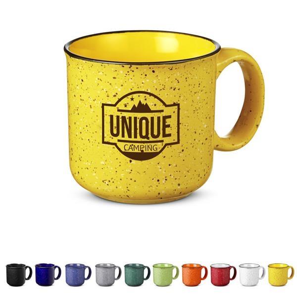 15 oz. Campfire Ceramic Mug