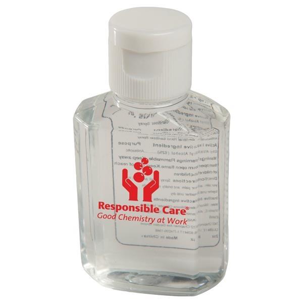 2 oz Hand Sanitizer Gel