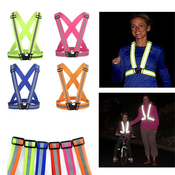 Reflective Safety Vest of High Visibility