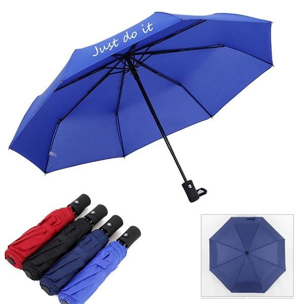 Portable Automatic Open Close Folding Travel Umbrella