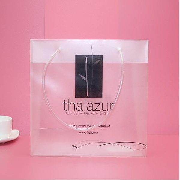 Handles Plastic Gift Bags
