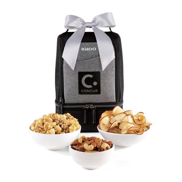 Igloo® Rowan Nosh Gourmet Lunch Cooler
