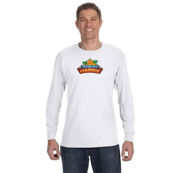 Gildan® Heavy Cotton™ Long Sleeve T-Shirt