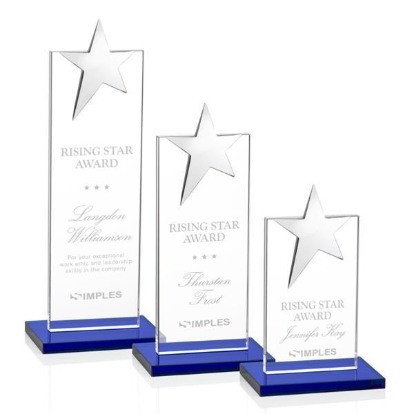 Bryanston Star Award - Blue