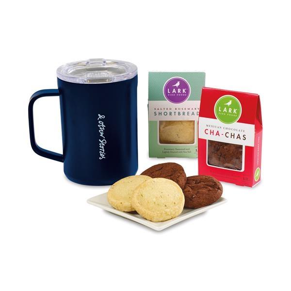 Corkcicle® Sip & Indulge Cookie Gift Set