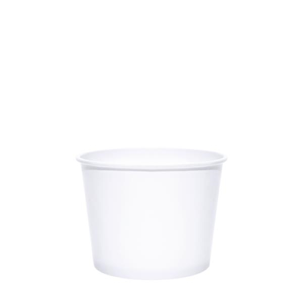 BLANK 12 oz. Paper Food Container