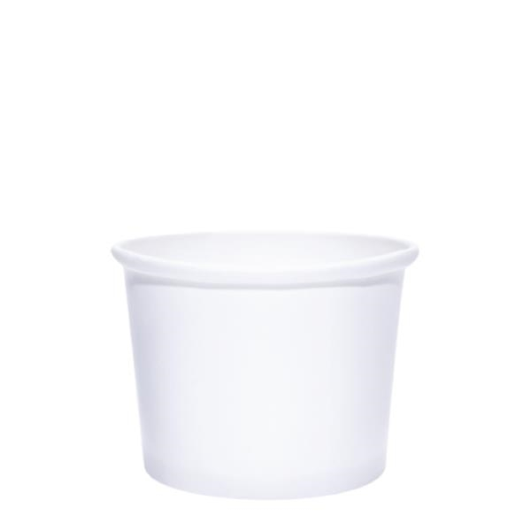 BLANK 16 oz. Paper Food Container
