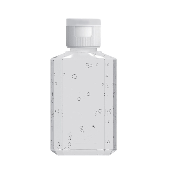 Hand Sanitizer with Alcohol, 2 oz. - Blank