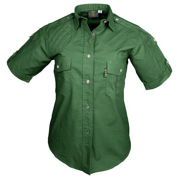 Shooter Shirt for Women in Short Sleeves