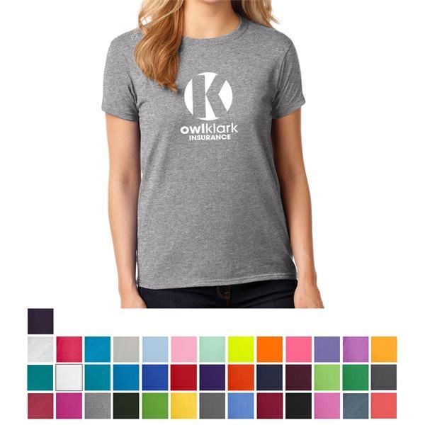 Gildan Ladies' Heavy Cotton T-Shirt