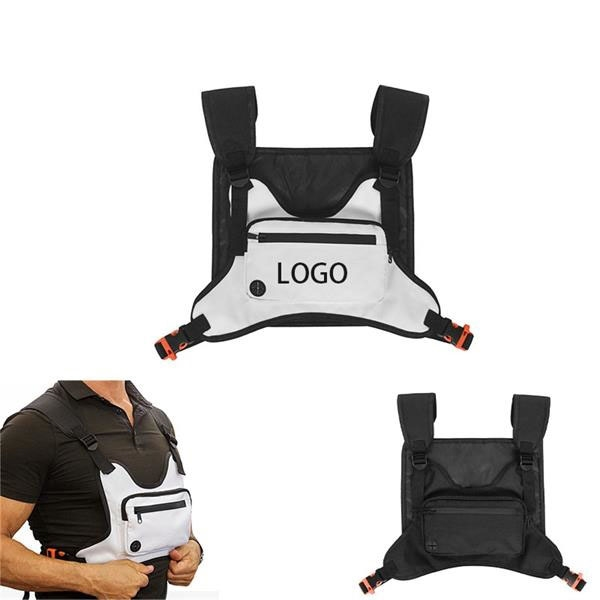 Sports chest backpack