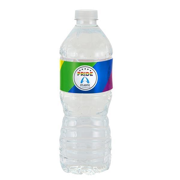 16.9 oz Pride Bottled Water