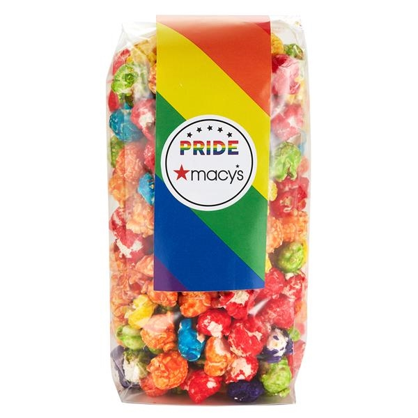 Pride Contemporary Rainbow Popcorn Bag