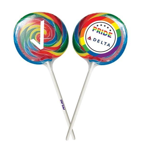 Pride Swirl Lollipop