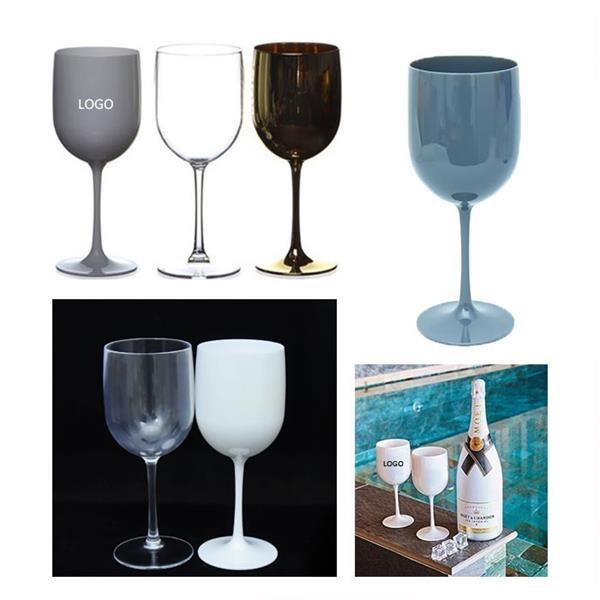 16.2oz Plastic Wine Goblet