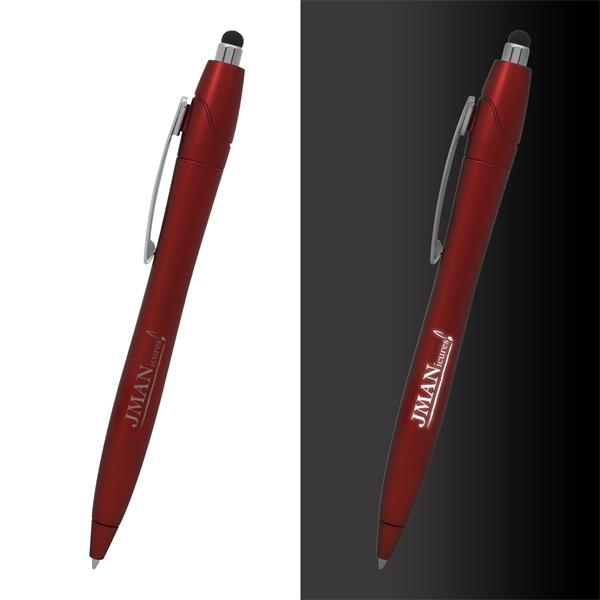 Alki Light Up Stylus Pen