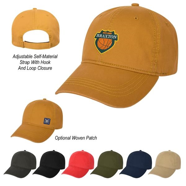 Austen Soft Cotton Cap