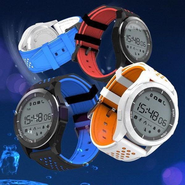 Water Proof IP68 Ultraviolet Tracking Watch