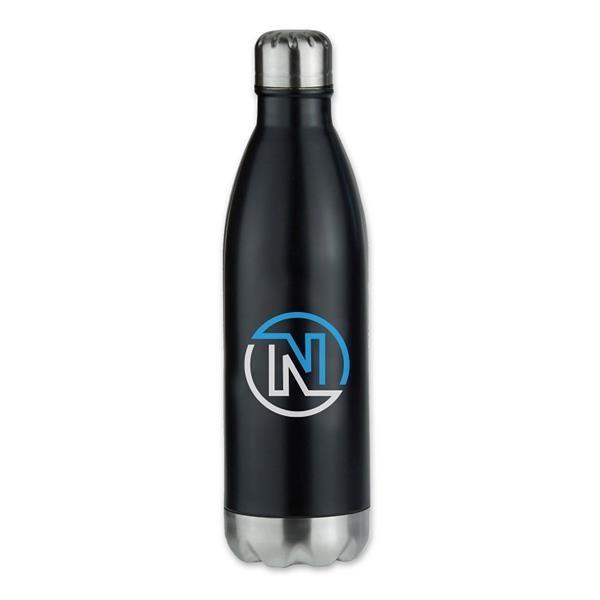 26 oz. Stainless Bottle Black