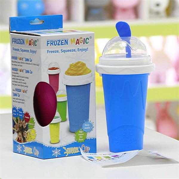 Squeeze Ice Cup