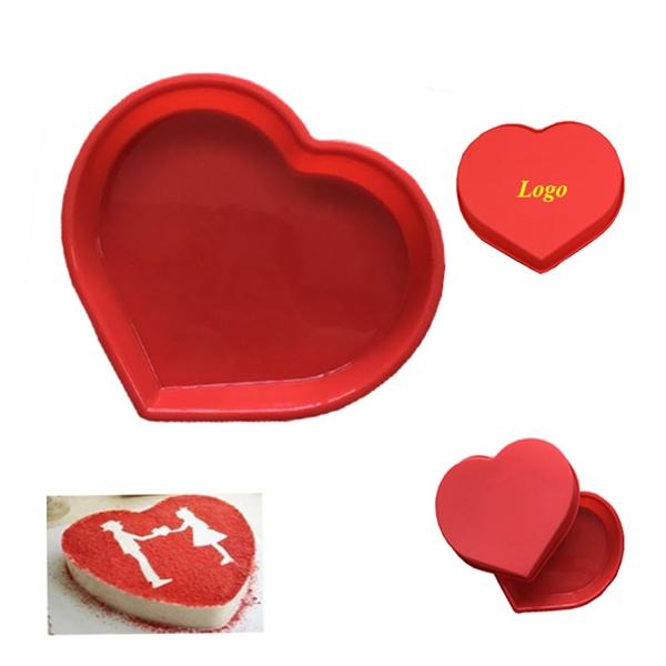 Heart Cake Mold