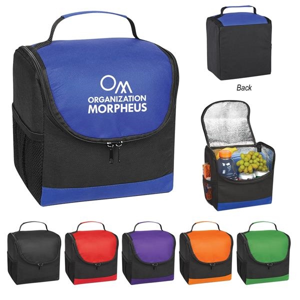 Non-Woven Thrifty Lunch Kooler Bag