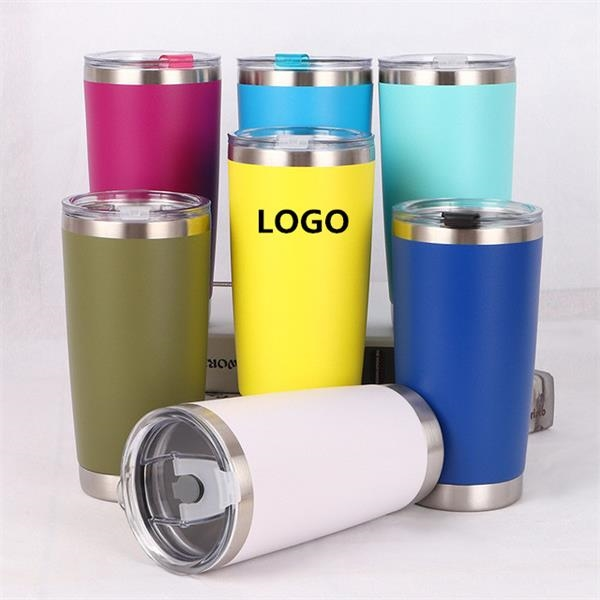 20 oz. Stainless Steel Insulated Tumbler