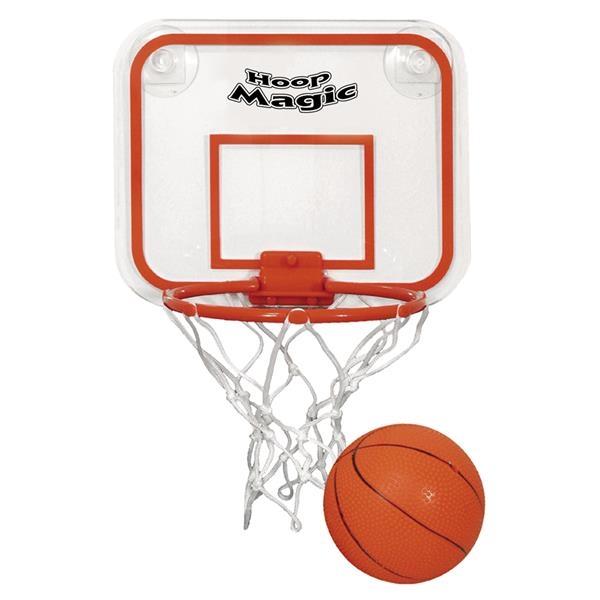 Mini Basketball & Hoop Set