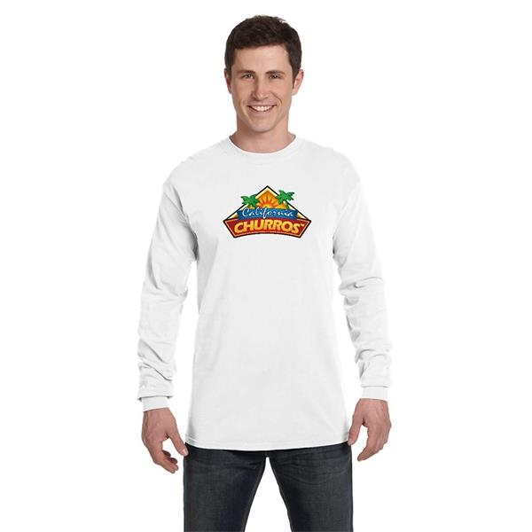 Comfort Colors Adult 6.1 oz. Long-Sleeve T-Shirt