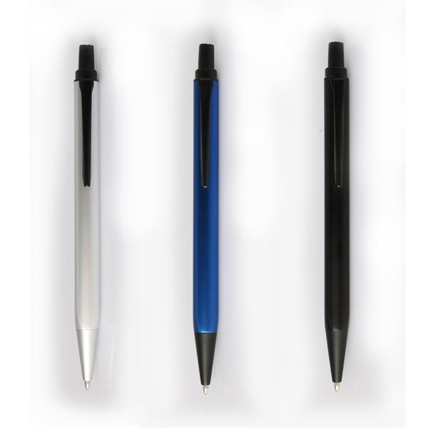 Click Premium Metal Ballpoint Pen with an ergonomic design