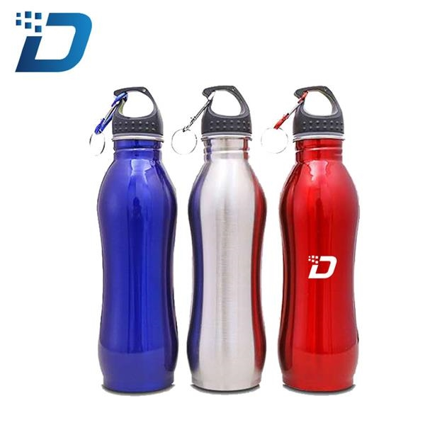 Single Layer Stainless Steel Sports Bottle
