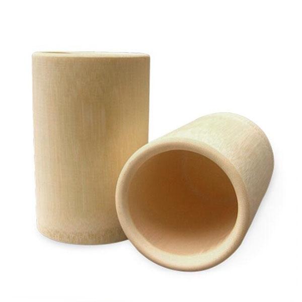 11oz Bamboo Cups, Beer Tumbler, Coffee Wine Milk Cup