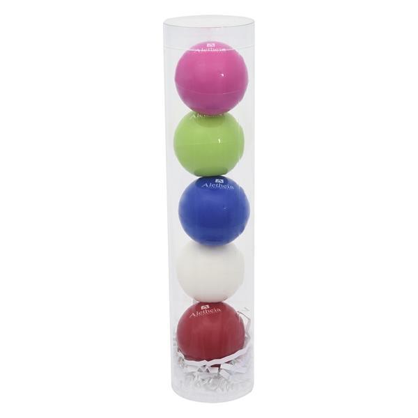 5-Piece LIp Moisturizer Ball Tube Gift S